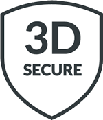website accepts 3D Secure payments